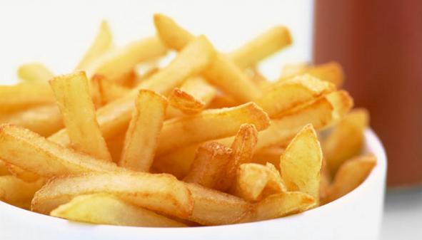 15. Жареная картошка или Картофель фри